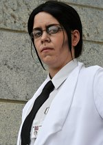 Cosplay-Cover: Professor Hojo