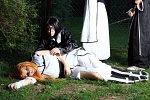 Cosplay-Cover: Orihime (final Arrancar)