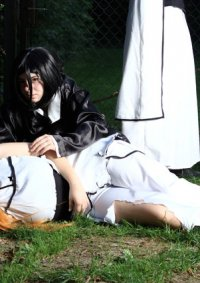 Cosplay-Cover: Orihime (final Arrancar)