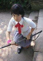 Cosplay-Cover: Arisawa Tatsuki