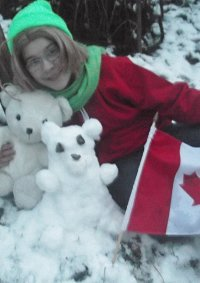 Cosplay-Cover: Canada (My Winter Version)