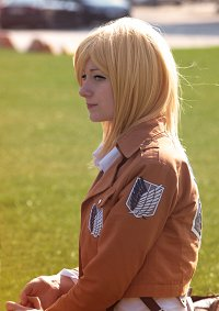Cosplay-Cover: Historia 'Christa Renz' Reiss - Scouting Legion