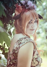 Cosplay-Cover: Flower Faun