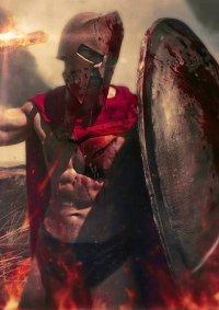 Cosplay-Cover: Leonidas