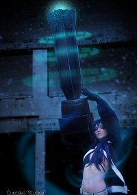 Cosplay-Cover: Black Rock Shooter