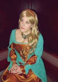 Cosplay-Cover: Catherine Parr (Tudors)