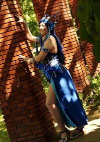 Cosplay-Cover: Wasserdrächin Miharu ~ blue Orient