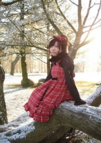 Cosplay-Cover: Red-Tartan Sweet