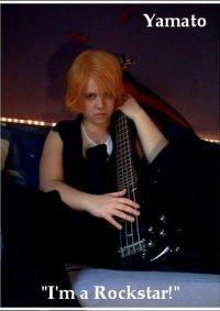 Cosplay-Cover: Ishida Yamato [Rock 'n Roll]