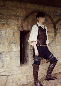 Cosplay-Cover: Levi Ackerman: A choice with no regrets (Anime)