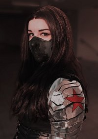 Cosplay-Cover: fem!Winter Soldier [Captain America]