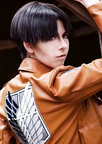 Cosplay-Cover: Levi Ackermann