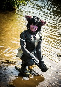Cosplay-Cover: Keith Kogane (Galran Bodyguard)