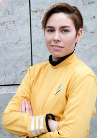 Cosplay-Cover: James T. Kirk [ST: Beyond]