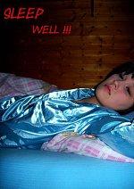 Cosplay-Cover: Yuri Shibuya [Blue Pyjama]