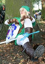 Cosplay-Cover: Link (Ocarina of Time - erwachsen)