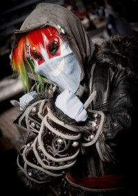 Cosplay-Cover: Rainbow Dash [Assassins creed version]