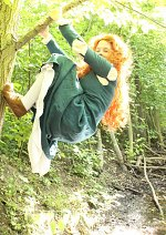 Cosplay-Cover: Merida of DunBroch