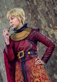 Cosplay-Cover: Joffrey Baratheon S2