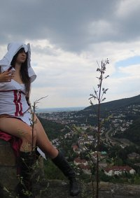 Cosplay-Cover: Assassin´s Creed Female