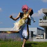 Cosplay: Natsu Dragneel 7 Years later