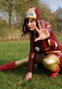 Cosplay-Cover: Fem!Ironman