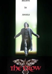 Cosplay-Cover: Eric Draven - The Crow