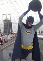 Cosplay-Cover: Batman (60er Jahre Serie)