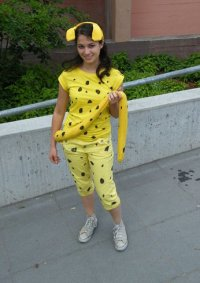 Cosplay-Cover: Marsupilami