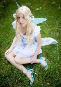 Cosplay-Cover: Blue Water Butterfly
