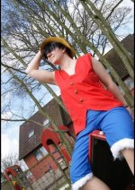 Cosplay-Cover: Monkey D. Ruffy