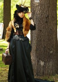 Cosplay-Cover: the huntsmen´s wife