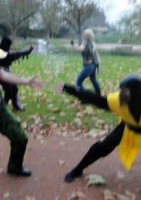 Cosplay-Cover: Scorpion (Version 1)