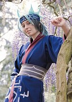Cosplay-Cover: Horohoro [traditionelles Outfit]