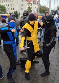 Cosplay-Cover: Scorpion