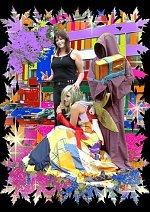 Cosplay-Cover: Delirium (Neil Gaiman