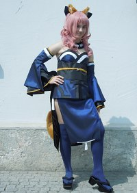Cosplay-Cover: Caster (Tamamo-no-Mae) Fate Extra
