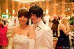 """Cosplay-Cover: Moritaka Mashiro """"Wedding Suit"""""""