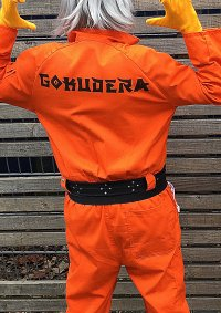 Cosplay-Cover: Gokudera Hayato [orange Jumpsuit]