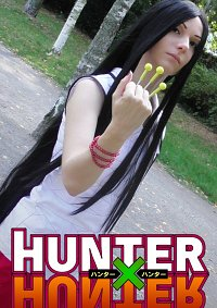 Cosplay-Cover: Illumi Zoldyck [New Hunter Chairman Election Arc]