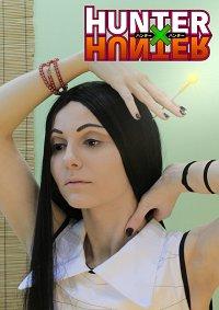 Cosplay-Cover: Illumi Zoldyck [New Hunter Chairman Election Arc]