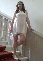 Cosplay-Cover: Rinoa Heartilly ~ Ball Dress