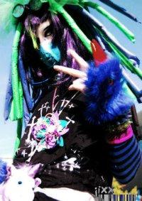 Cosplay-Cover: DJ SiSeN auf der Fbm