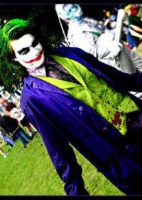 Cosplay-Cover: Joker [Heath Ledger]