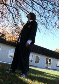 Cosplay-Cover: Hogwarts Uniform