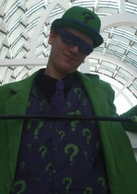 Cosplay-Cover: Riddler (Animated)