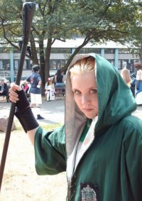 Cosplay-Cover: Draco Malfoy (Quidditch Outfit)