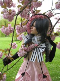 Cosplay-Cover: Ciel Phantomhive [Ballgown]   シエル・ファントムハイヴ