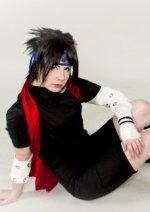 Cosplay-Cover: Sasuke Uchiha [Black Suit]