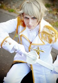 Cosplay-Cover: Elliot Nightray [White knight]